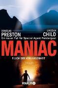 Cover-Bild zu Maniac von Preston, Douglas