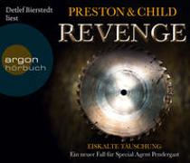 Cover-Bild zu Revenge. Eiskalte Täuschung von Preston, Douglas