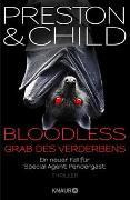 Cover-Bild zu BLOODLESS - Grab des Verderbens von Preston, Douglas
