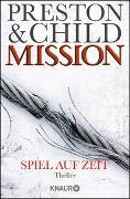 Cover-Bild zu Mission - Spiel auf Zeit von Preston, Douglas
