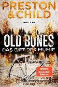 Cover-Bild zu Old Bones - Das Gift der Mumie von Preston, Douglas