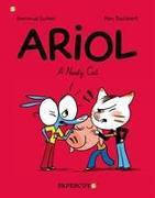Cover-Bild zu Ariol #6: A Nasty Cat von Marc Boutavant
