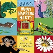 Cover-Bild zu What Happens Next? von Davies, Nicola