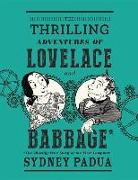 Cover-Bild zu The Thrilling Adventures of Lovelace and Babbage von Padua, Sydney