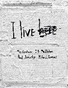 Cover-Bild zu I Live Here von Kirshner, Mia