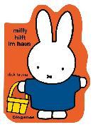 Cover-Bild zu Miffy hilft im Haus von Bruna, Dick