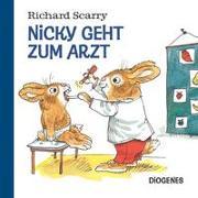 Cover-Bild zu Nicky geht zum Arzt von Scarry, Richard