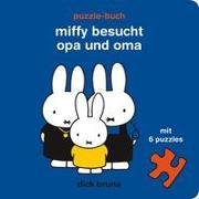 Cover-Bild zu Miffy besucht Opa und Oma von Bruna, Dick