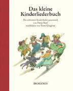Cover-Bild zu Das kleine Kinderliederbuch von Ungerer, Tomi