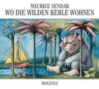Cover-Bild zu Wo die wilden Kerle wohnen von Sendak, Maurice