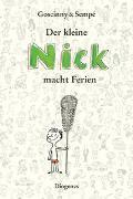 Cover-Bild zu Der kleine Nick macht Ferien von Goscinny, René