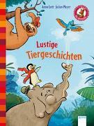 Cover-Bild zu Lustige Tiergeschichten von Lott, Anna