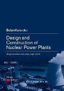 Cover-Bild zu Design and Construction of Nuclear Power Plants von Meiswinkel, Rüdiger