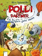 Cover-Bild zu Poldi und Partner (2). Ein Pinguin geht baden (eBook) von Pantermüller, Alice
