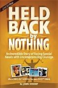 Cover-Bild zu Held Back by Nothing von Hendry, John