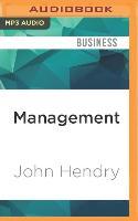 Cover-Bild zu Management: A Very Short Introduction von Hendry, John
