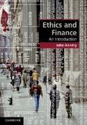 Cover-Bild zu Ethics and Finance (eBook) von Hendry, John