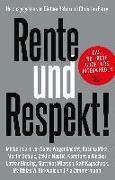 Cover-Bild zu Rente und Respekt! von Wagenknecht, Sahra
