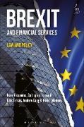 Cover-Bild zu Brexit and Financial Services (eBook) von Alexander, Kern