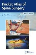 Cover-Bild zu Pocket Atlas of Spine Surgery (eBook) von Singh, Kern