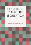 Cover-Bild zu Principles of Banking Regulation (eBook) von Alexander, Kern