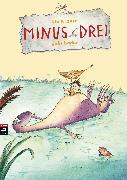 Cover-Bild zu Minus Drei geht baden (eBook) von Krause, Ute