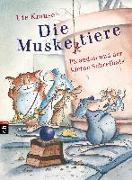 Cover-Bild zu Die Muskeltiere - Picandou und der kleine Schreihals von Krause, Ute