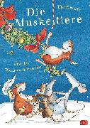 Cover-Bild zu Die Muskeltiere und das Weihnachtswunder (eBook) von Krause, Ute