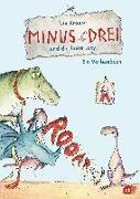 Cover-Bild zu Minus Drei und die laute Lucy von Krause, Ute