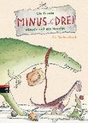 Cover-Bild zu Minus Drei wünscht sich ein Haustier von Krause, Ute