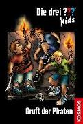 Cover-Bild zu Die drei ??? Kids, 7, Gruft der Piraten von Blanck, Ulf