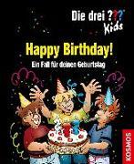 Cover-Bild zu Die drei ??? Kids, Happy Birthday! von Pfeiffer, Boris
