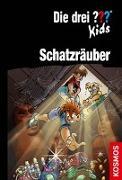 Cover-Bild zu Die drei ??? Kids, Schatzräuber von Pfeiffer, Boris