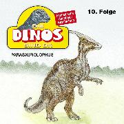 Cover-Bild zu Die Dinos sind da, Folge 10: Parasaurolophus (Audio Download) von Fohrmann, Petra