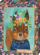 Cover-Bild zu Sweet Squirrel Puzzle