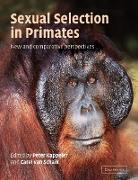 Cover-Bild zu Sexual Selection in Primates von Kappeler, Peter M. (Hrsg.)
