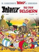 Cover-Bild zu Asterix bei den Belgiern von Goscinny, René
