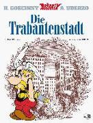 Cover-Bild zu Die Trabantenstadt von Goscinny, René