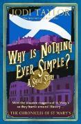 Cover-Bild zu Why is Nothing Ever Simple? (eBook) von Taylor, Jodi