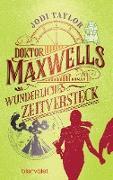 Cover-Bild zu Doktor Maxwells wunderliches Zeitversteck (eBook) von Taylor, Jodi