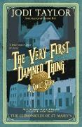 Cover-Bild zu The Very First Damned Thing (eBook) von Taylor, Jodi