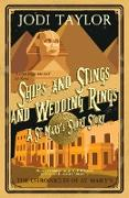Cover-Bild zu Ships and Stings and Wedding Rings (eBook) von Taylor, Jodi