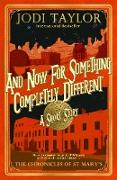 Cover-Bild zu And Now for Something Completely Different (eBook) von Taylor, Jodi
