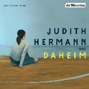 Cover-Bild zu Daheim (Audio Download) von Hermann, Judith
