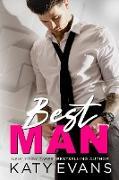 Cover-Bild zu Best Man (eBook) von Evans, Katy
