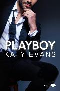 Cover-Bild zu Playboy (eBook) von Evans, Katy