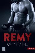 Cover-Bild zu Remy (Saga Real 3) (eBook) von Evans, Katy