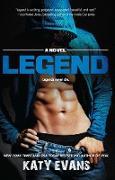 Cover-Bild zu Legend (eBook) von Evans, Katy