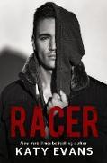 Cover-Bild zu Racer (eBook) von Evans, Katy