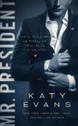 Cover-Bild zu Mr. President (eBook) von Evans, Katy